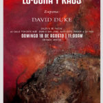 Lo-cura y kaos – David Duke Mental – El Salvador